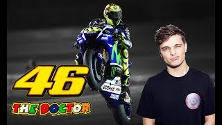 VALENTINO ROSSI 😍 | MARTIN GARRIX FT BROOKS - BYTE 🎧