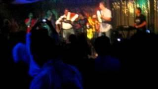 Los diablitos en concierto en Congas