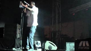 Alpha Wann vs Nekfeu (Freestyle Improvisation) (HD Live @ Marsatac 2012 Dock des Suds)