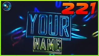 TOP 10 Intro Templates #221 Sony Vegas Pro + Free Download