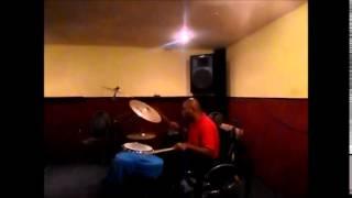 22-09-2014 Drummer Daniel Drumcoverbeat Nielson - Sexy als ik dans