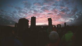 Stonehenge Summer Solstice 2016 -  Solstício de Verão em Stonehenge 2016