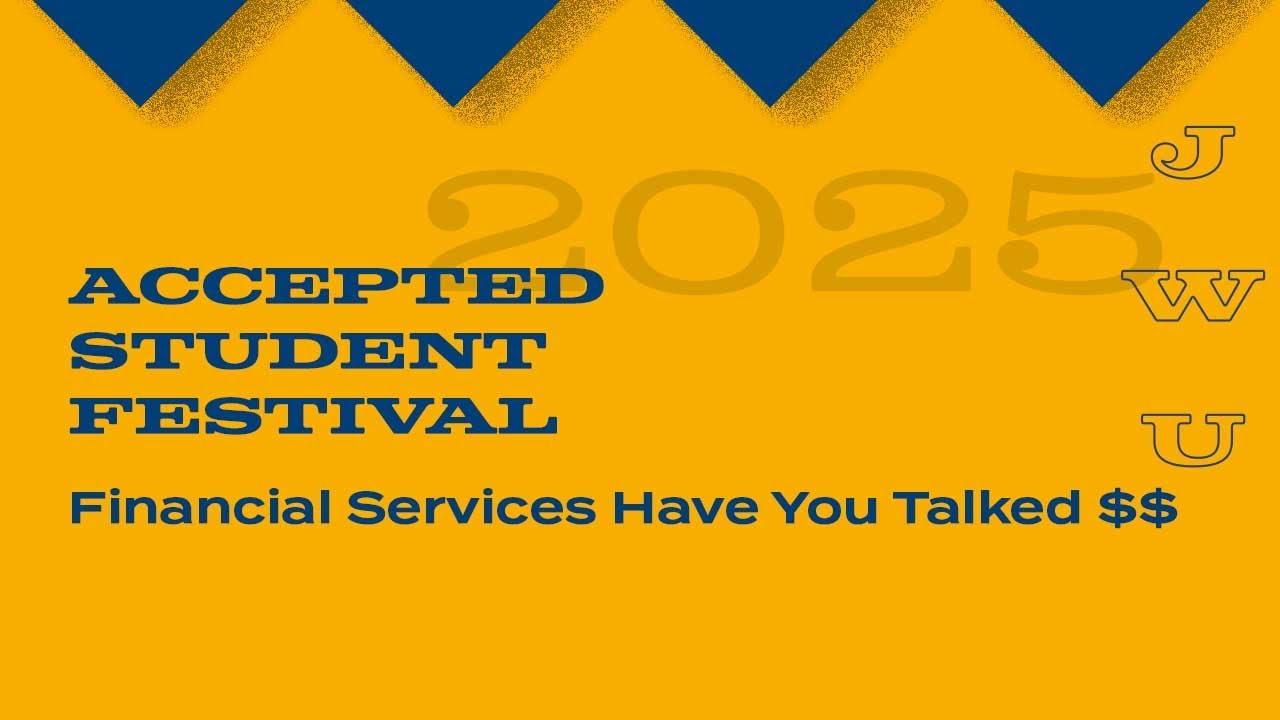 Accepted Student Festival: Financial Services Have You Talked $$ thumbnail