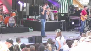 "Scotty McCreery Live ""Write My Number On Your Hand"" @ Indian Ranch 8/10/13"