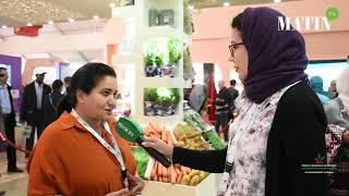 Matin TV en direct du SIAM : La région Rabat-Salé-kenitra contribue à 18% du PIB national
