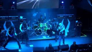 Angeles del Infierno - Condenados a Vivir [Live @ Stage 48, NY - 11/10/2013]