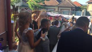 Nunta Dani și Irina 2016 cererea în căsătorie