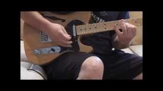 """Love Rollercoaster"" Main Guitar Riff (Ohio Players)"