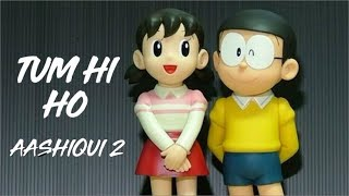 Nobita Shizuka | Tum Hi Ho | Aashiqui 2 | Shraddha Kapoor | Aditya Kapoor | Palak Muchhal | Animated