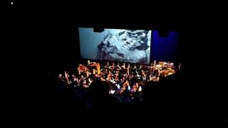 Skyrim live Dragonborn theme London Palladium