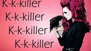 Jeffree Star - I'm in love (with a Killer) lyrics