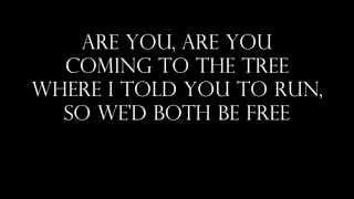 The Hanging Tree Lyrics (Full Song) - Jennifer Lawrence Mockingjay Part 1