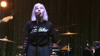 Aurora - I Went Too Far (Johnny Brenda's) 4/20/16 (z)