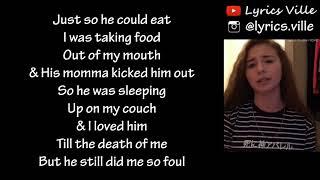 """Lie To Me"" @officialmere (Lyrics)"