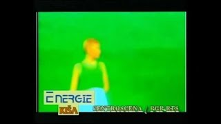 Energija - Kisa - (Official Video 1997)