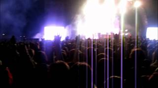 Dizzee Rascal (Live@Evolution2012) Feat. DJ Fresh - The Power
