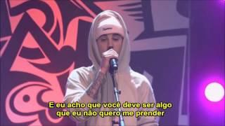 Justin Bieber - Love Yourself (Tradução/Legendado)Live at PurposeInto