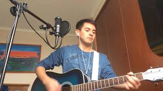 Good Times - All Time Low (Acoustic Cover) by Angelo Romano Jara