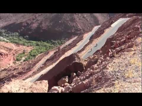 Morocco Part 1 – Going by Bikes