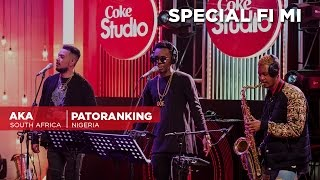 Patoranking & AKA: Special Fi Mi - Coke Studio Africa