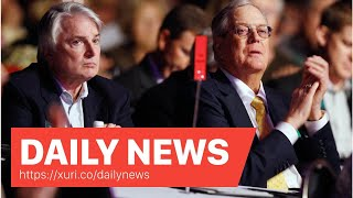 Daily News - The Koch network won't push donors to support Trump in the 2020 election but will pr...