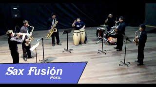 mambo n°5  Sax - Fusion