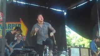 The Devil Wears Prada - Reptar, King Of The Ozone (Live) Warped Tour Holmdel 7/06/14