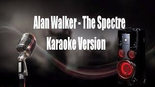 Alan Walker - The Spectre (Karaoke Version)