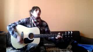 Black Veil Brides - Fallen Angels acoustic cover