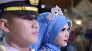 Upacara Pedang Pora TNI-AL of Icha & Samsy Wedding width=