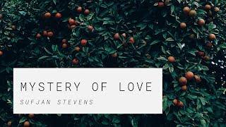 MYSTERY OF LOVE / sufjan stevens ( cover )