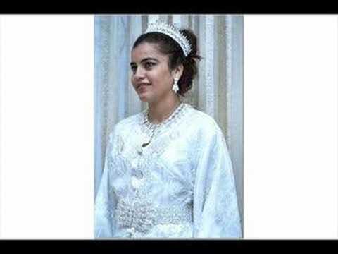 Moroccan wedding caftans jewelry negefa sets Morocco