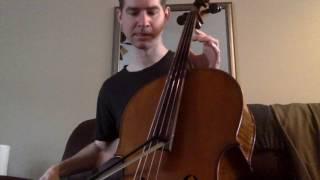 02 Cello Progress