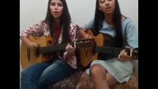 LORENA E RAFAELA;  entre lagrimas ( tributo LIVE 01/12/2016)