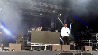 Man Don't Care - Skepta live @ Detonate Festival 2015