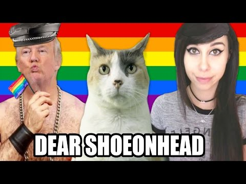 Dear Shoe0nHead & All You Homoz