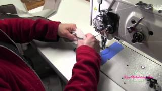 Upholstery How To install A Zipper For A Boxed Cushion