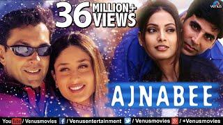 Ajnabee - Bollywood Full Movie | Akshay Kumar | Bobby Deol | Kareena Kapoor | Bipasha Basu width=