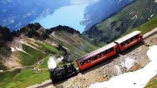 Dmitri Shostakovich - Waltz Nº 2 - Switzerland by train