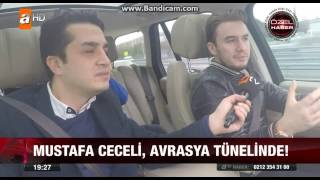 MUSTAFA CECELI KIYMETLIM KLIP RÖPORTAJ ATV (03.02.2017)