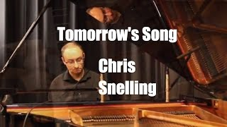Tomorrow's Song by Ólafur Arnalds - Piano cover by Chris Snelling