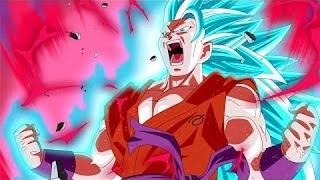 AMV-Dragon Ball Super [Feel Invincible-Skillet]