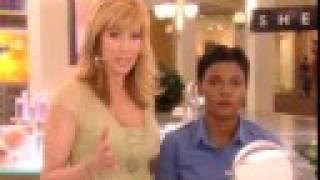 Sheer Cover - Mall of America - Makeup Demos