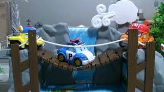 Robocar Poli Rocking Bridge Toys  로보카폴리 흔들다리 장난감