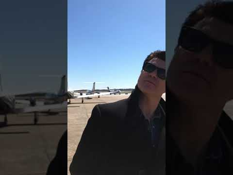 Private Jet Fun 1: Vann Vocal Institue Youtube Video