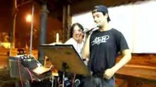 Fagner (cover) - Borbulhas de Amor - Live in Praia Grande