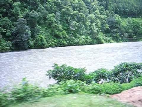 Bhoti Kosi River in Nepal