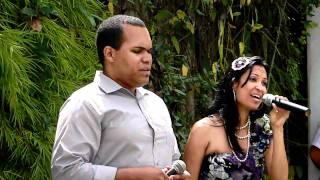 O nosso amor vai até o fim. cantora Leticia e Isaac.HD