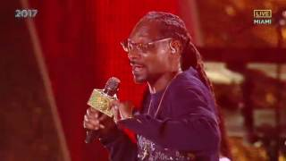 Snoop Dogg 'Who Am I' Live  2017  miami