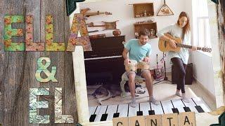 """Canta"" - Vi-Em | Ella & El cover en Piano Gigante"
